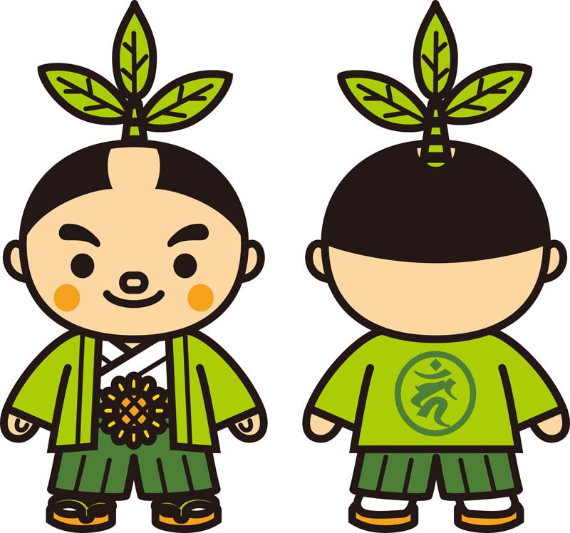 南九州市マスコットキャラクターデザイン